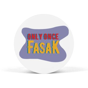 Only Once Fasak Popgrip